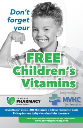 Shrivers-Pharmacy-Free-Childrens-Vitamins-Program